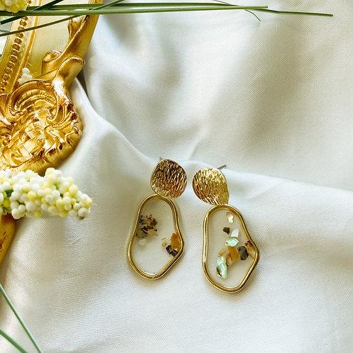 Kacie Acrylic Earrings