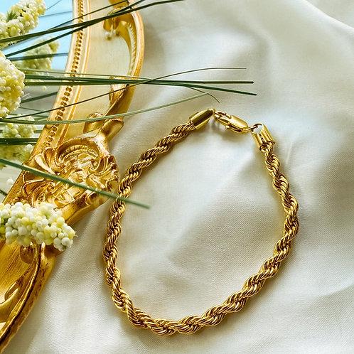 Léa Gold Bracelet