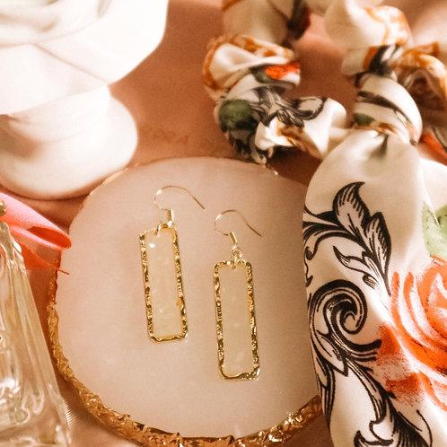Lolita  Acrylic Earrings