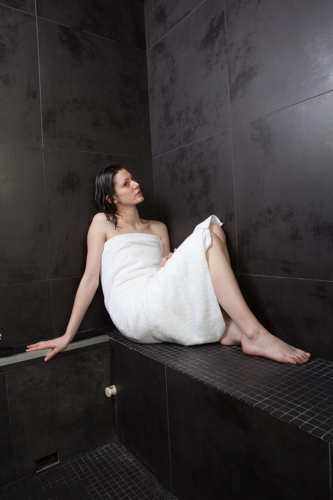 sauna ou hamamm