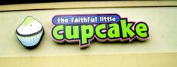 Faithful Cupcake