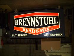 Brennstuhl Lighted