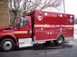 Ashland Fire