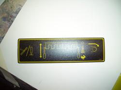 Lexan Label-2