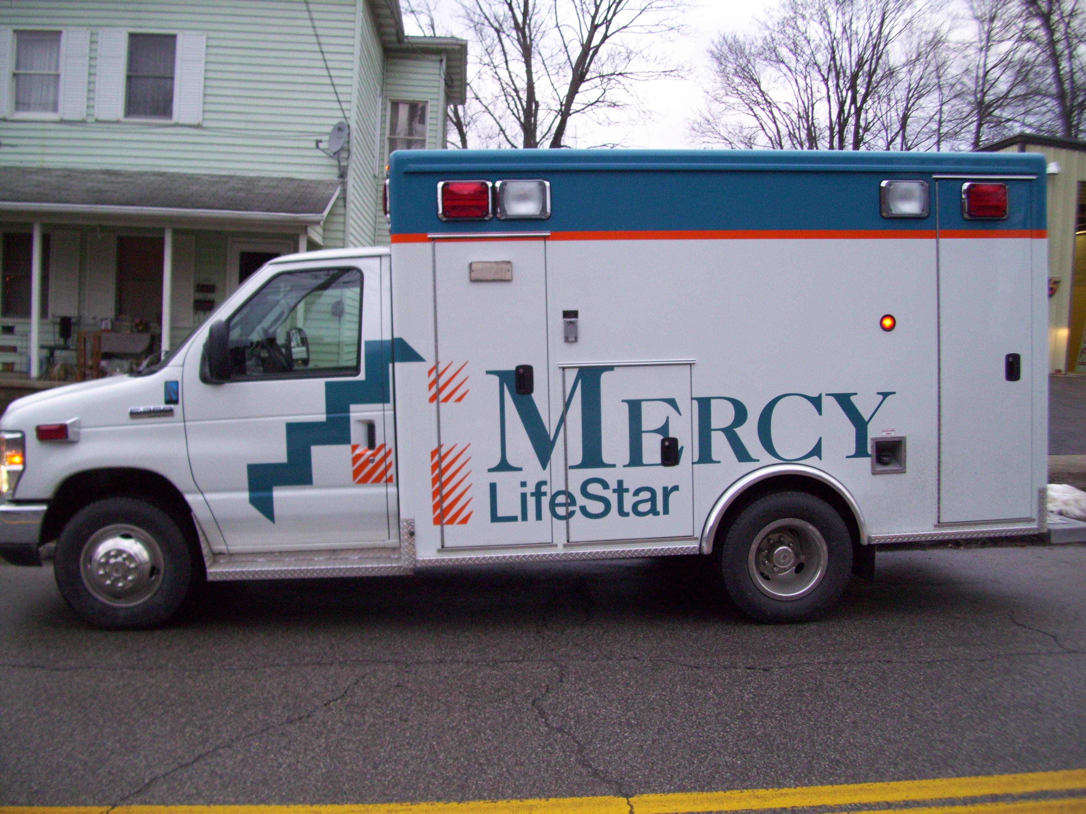 Mercy Lifestar-1