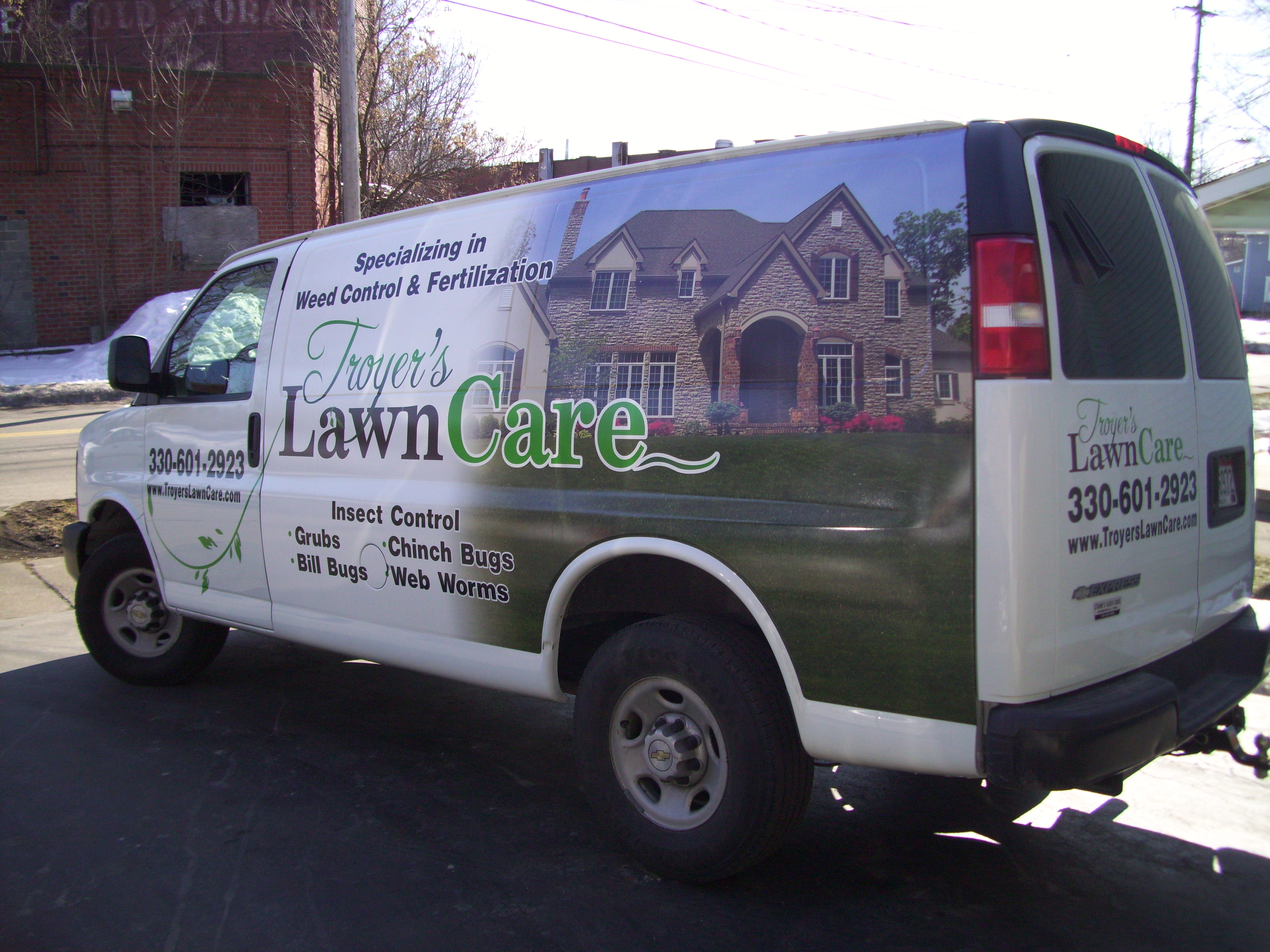 Troyers Lawn Care-1