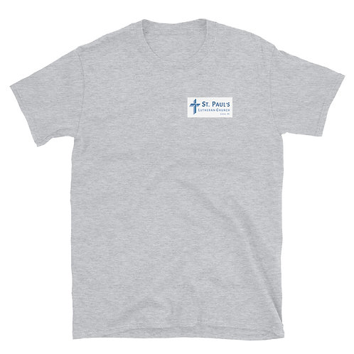 St. Paul's Logo Short-Sleeve Unisex T-Shirt