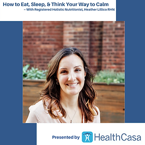 How to Eat, Sleep, and Think Your Way to