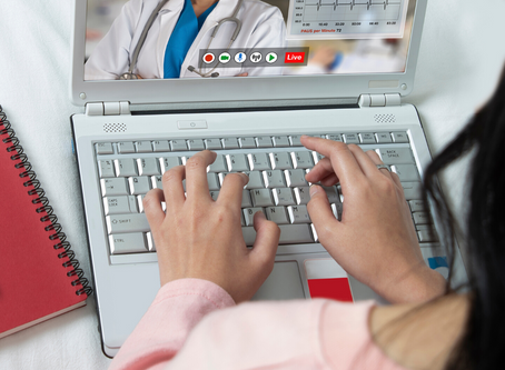 """Virtual HealthCare: Transitioning to the """"new normal"""""""