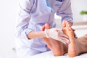 Chiropodistsand podiatrist HealthCasa at Work Toronto