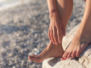 When you should see a Chiropodist or Podiatrist for your nails