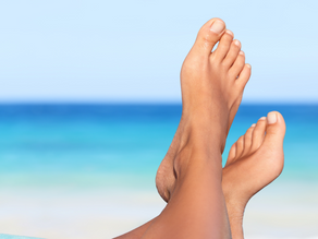 Putting your feet first for good health
