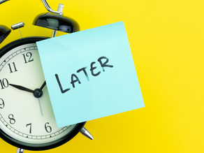 Why Procrastination is Hazardous to Your Health