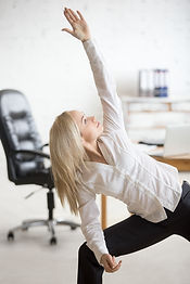 Yoga HealthCasa at Work Toronto