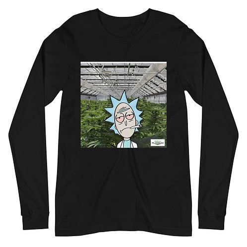 Growing with Rick long sleeve