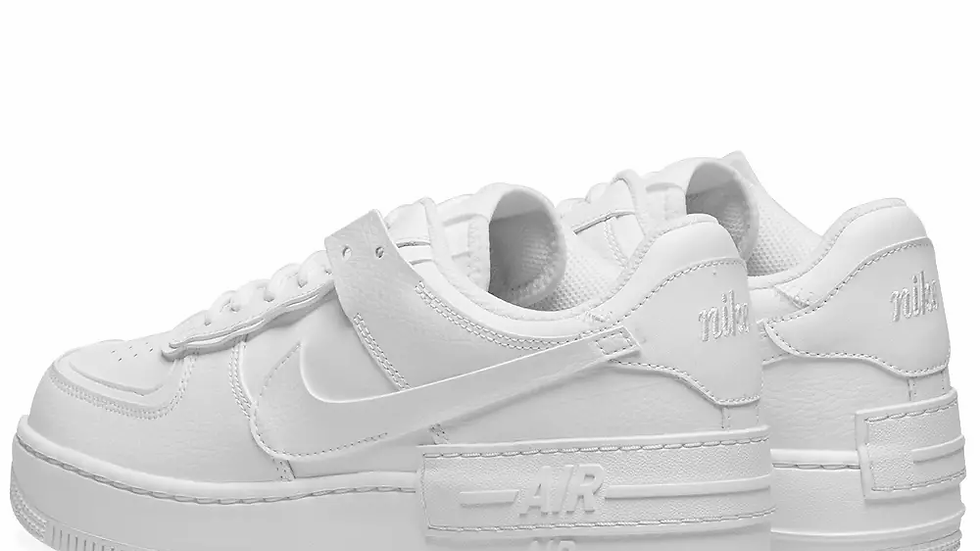 AF1 SHADOW WHITE, CHOOSE YOUR PRINT