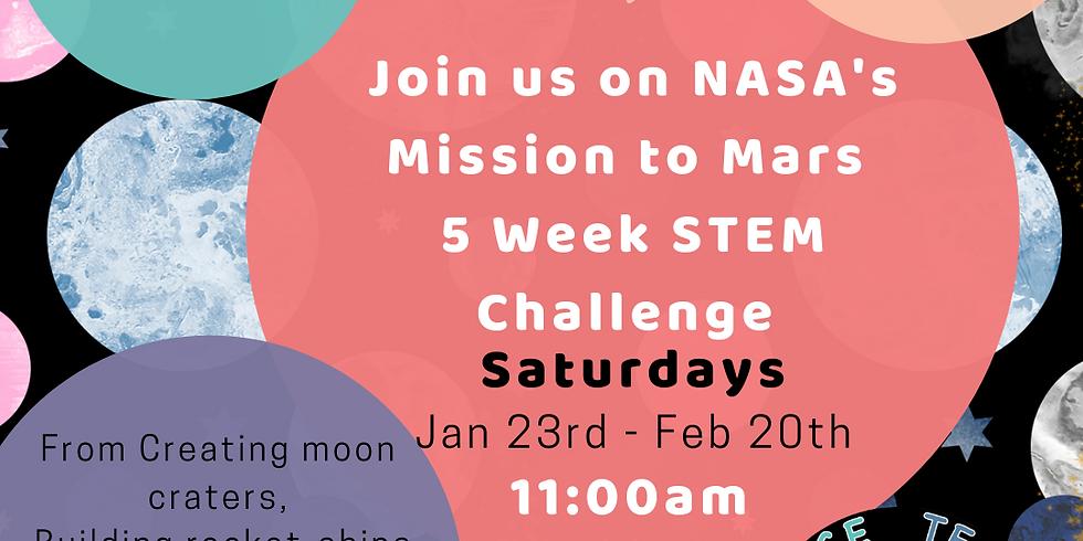 Mission 2 Mars Class