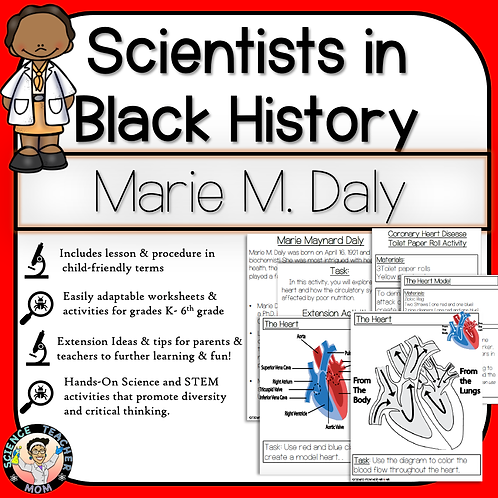 Marie Daly: Black History Month Scientist