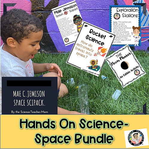 Space Themed Science Activities!
