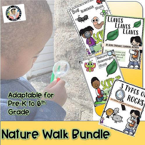 Nature Walk Bundle SciPack Digital Bundle