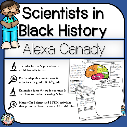 Alexa Canady : Scientists In Black History