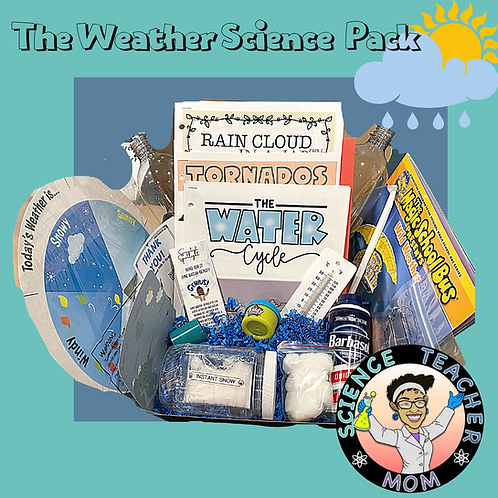 Weather Science Pack