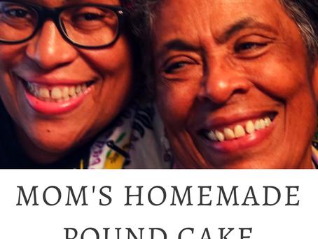 Mom's Homemade-Every-Occasion Pound Cake