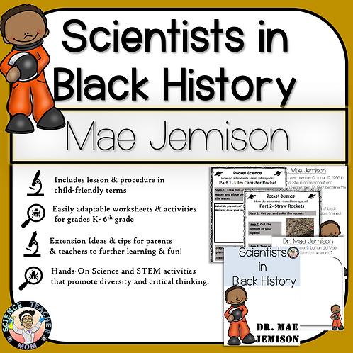 Mae Jemison: Black History Month Scientist