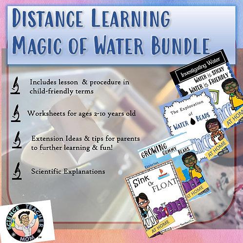 Magic of Water SciPack Digital Bundle