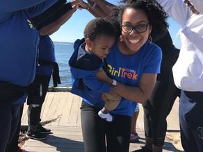 When Black Women Walk, Things Change.  #GirlTrek