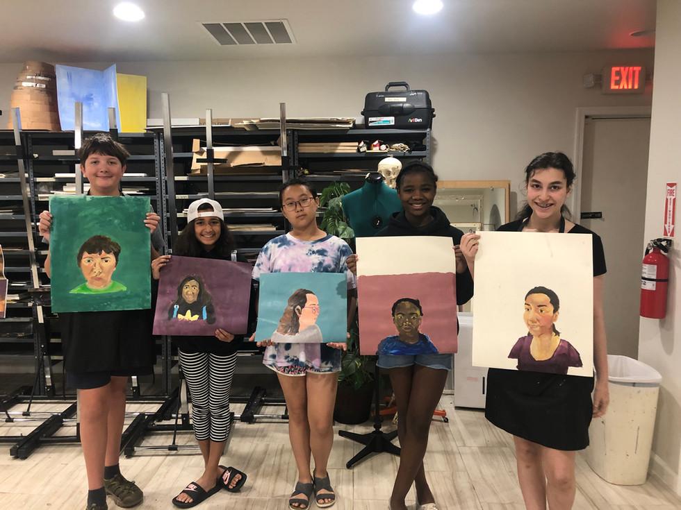 NYSA Summer Art Camp