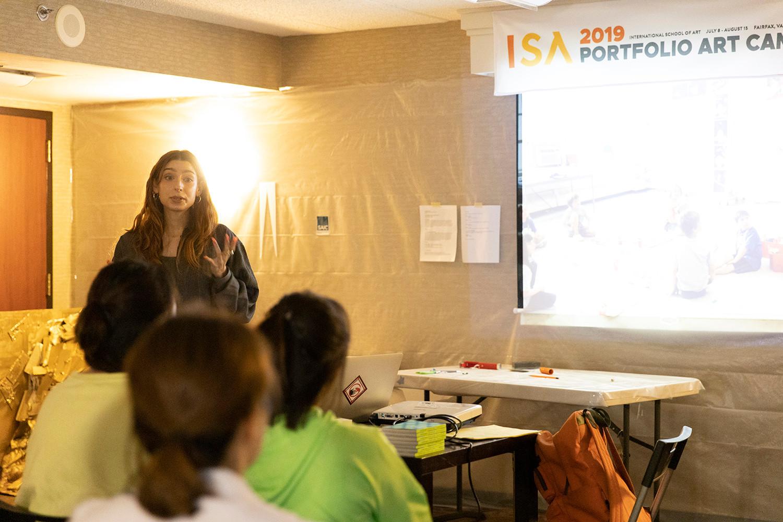 2019 ISA Portfolio Camp