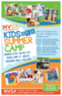 Kids Summer Camp Poster_Tabloid_NYSA_201