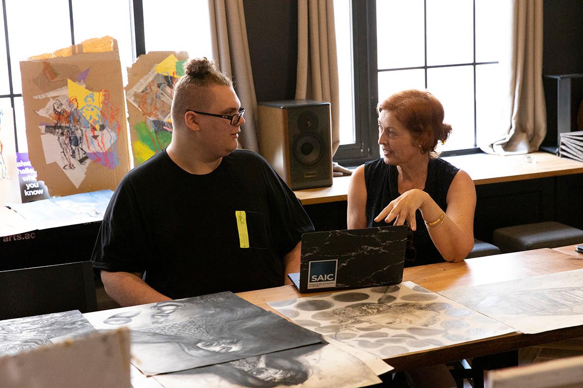 2019 NY Art School Tour