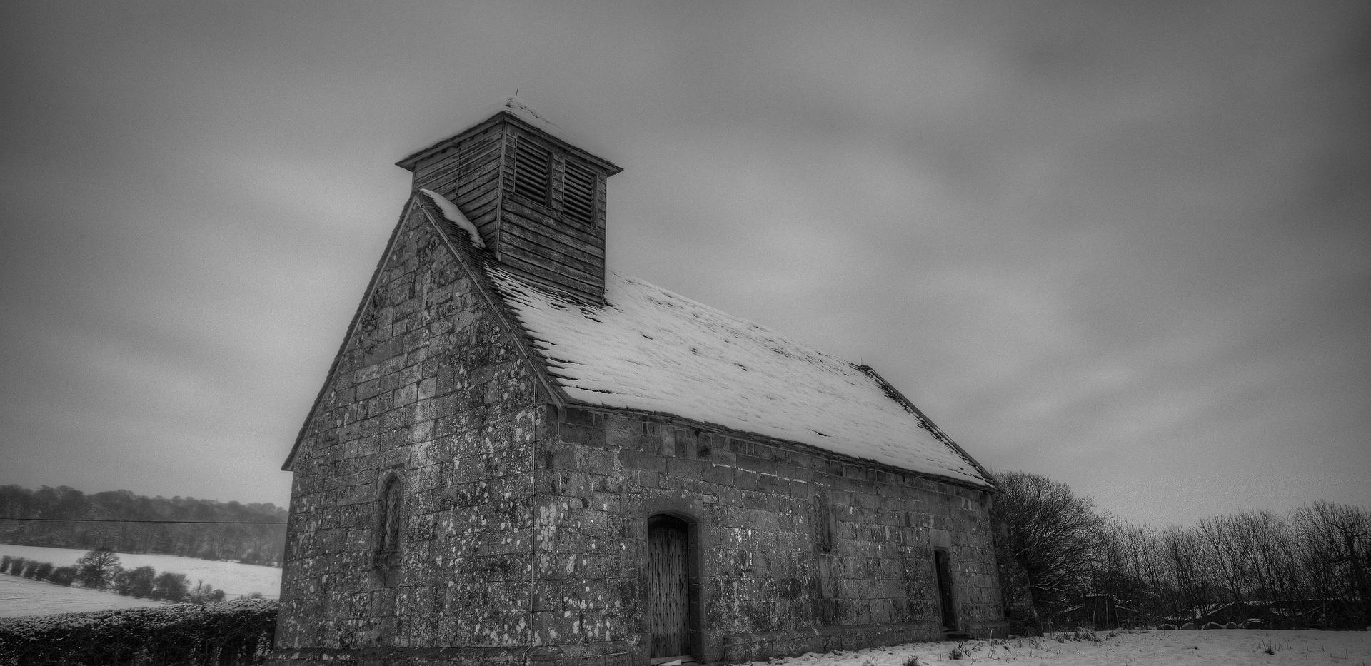 (c) Verity Gray: Langley Chapel  (highly commended)