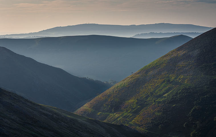(c) Paul Cox: Misty sunrise (highly commended)