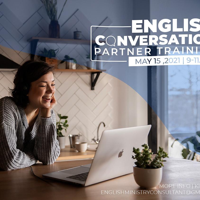 English Conversation Partner Training