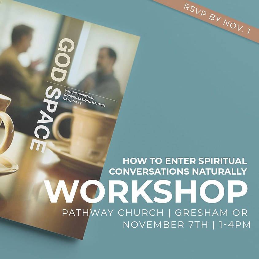 God Space   Workshop