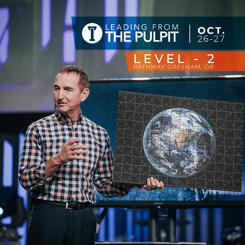 Leading From The Pulpit | Level 2