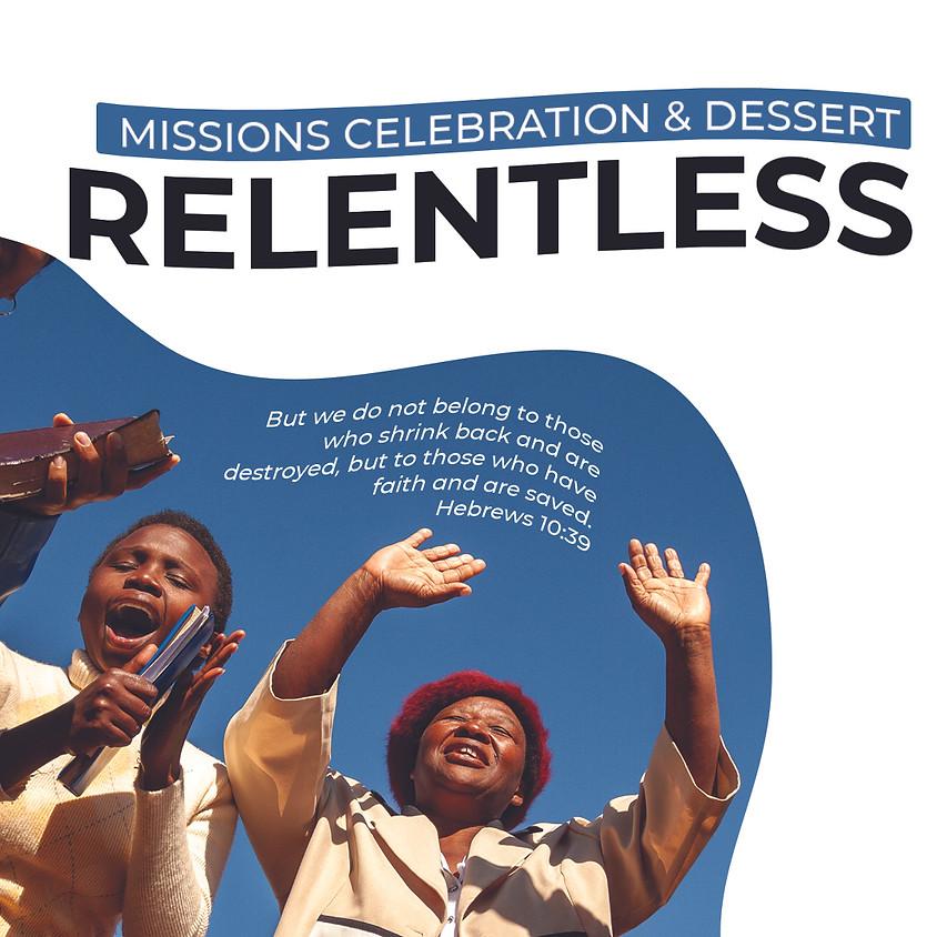 NW Women | Missions Celebration & Dessert