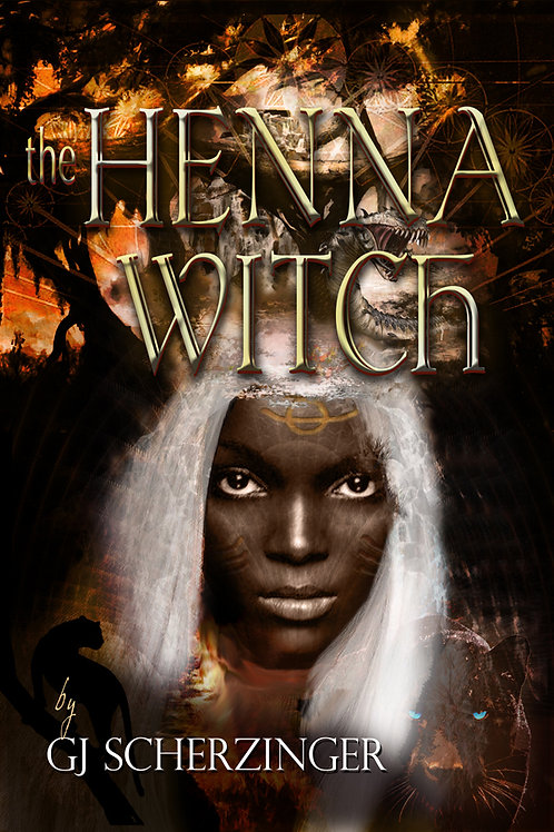 The Henna Witch
