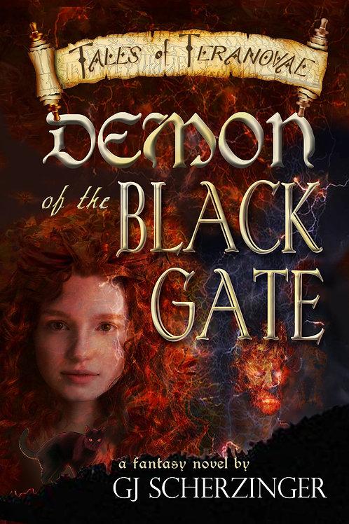 The Demon fo the Black Gate