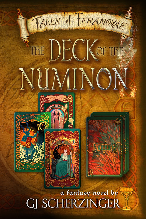 The Deck of the Numion: eBook