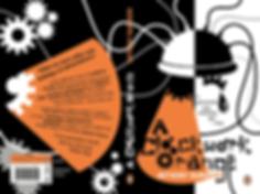 Clockwork Orange Book Cover