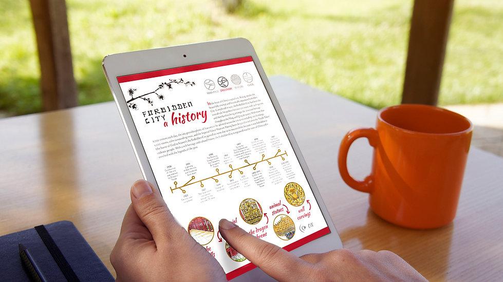 The Forbidden City Digital Brochure