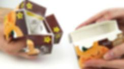 Eat Taste Play Packaging