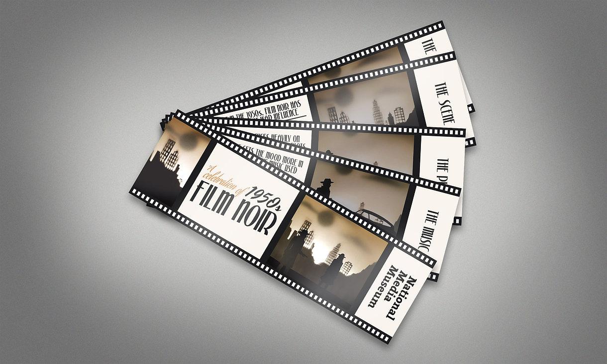 Film Noir Leaflet