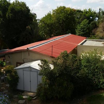 החלפת גג אסבסט בגבים