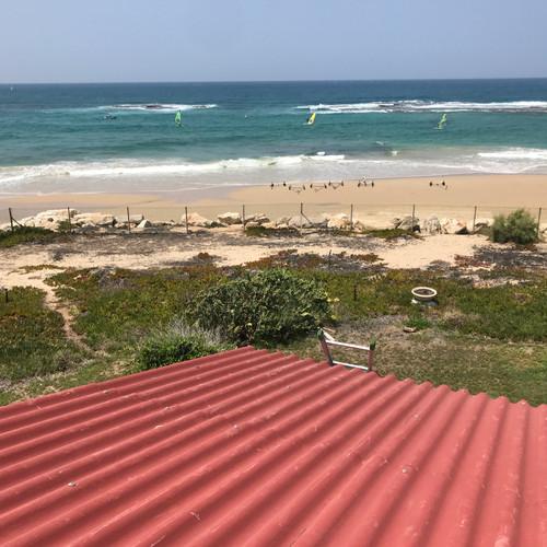 החלפת גגות אסבסט שדות ים