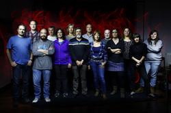 taller dark red team zumaia